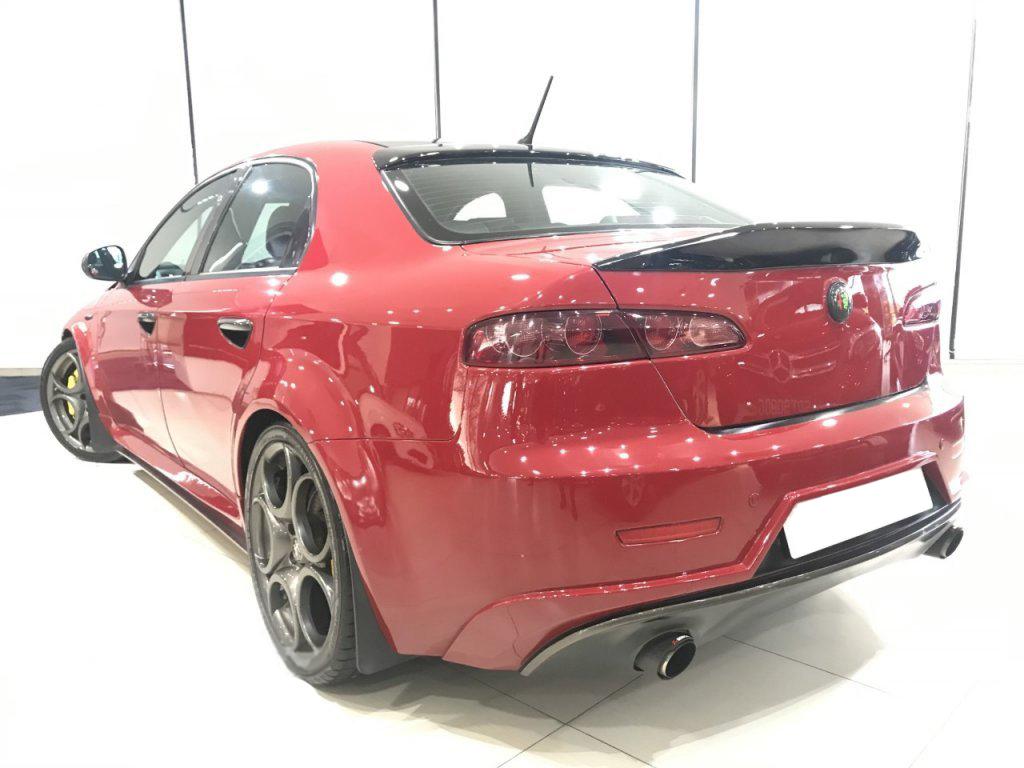 Rear Bumper Alfa Romeo 159 Sw Gevalto